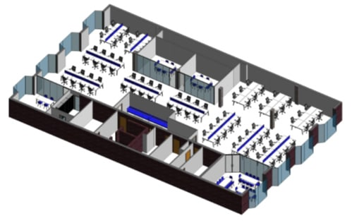Office Fit Out Plan