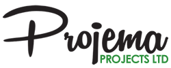 Projema | Project Management Services Logo