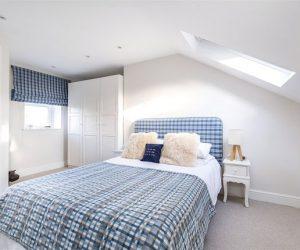 Battersea Project - Bedroom