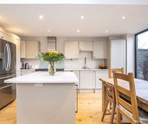 Battersea Project - Kitchen